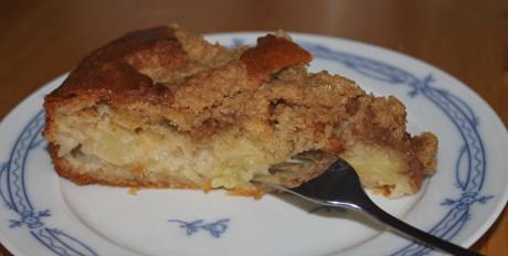 Apfel-Sauerrahm-Kuchen
