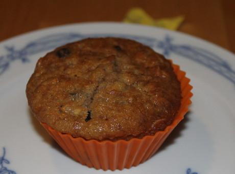 Bananen-Vollkorn-Muffins