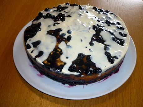 Blaue-Grutze-Torte