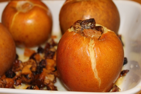 Bratapfel für Schleckermäuler