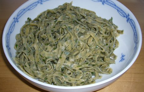 Estragonfettuccine