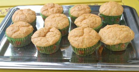Glutenfreie Vanille-Muffins