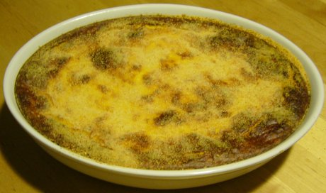 Gratin de potiron