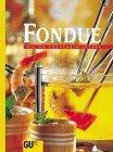 GU K�chenbibliothek - Fondue