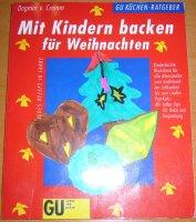 GU - Mit Kindern backen f�r Weihnachten