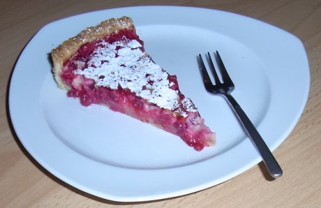 Johannisbeer-Tarte