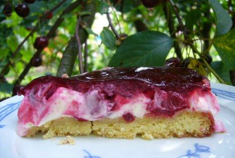 K�se-Kirsch-Torte