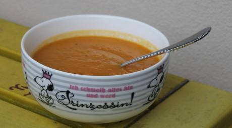 Karotten-Aprikosen-Crème