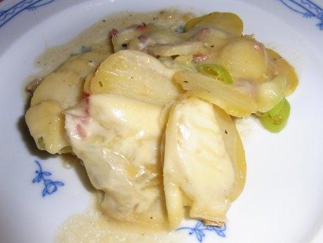 gratinierter Kartoffelsalat