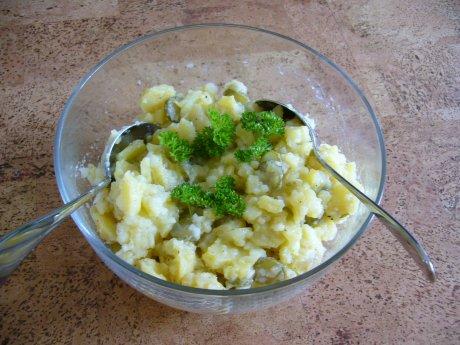 Schw�bischer Kartoffelsalat