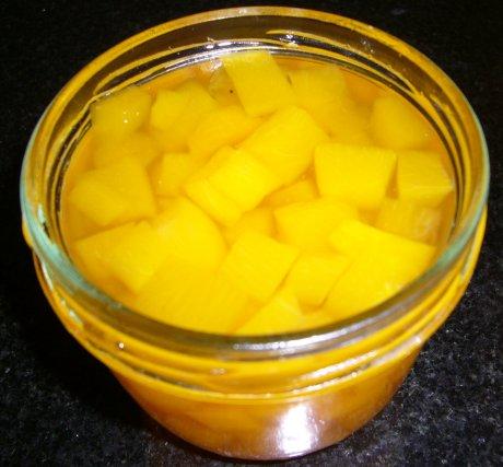 Kürbis süß-sauer