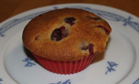 Muffins mit Cranberries