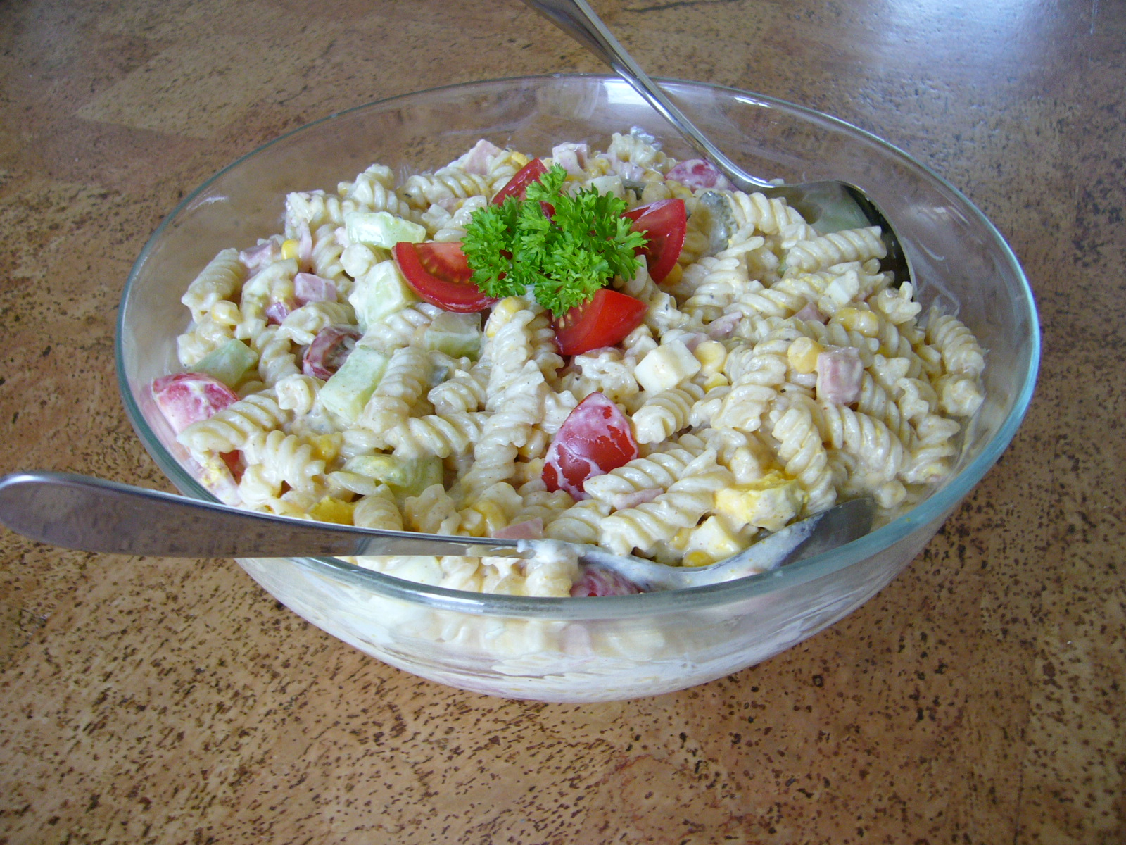 Nudelsalat