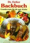 Dr. Oetker - Grundbackbuch