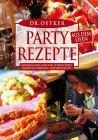 Dr. Oetker - Partyrezepte aus dem Ofen