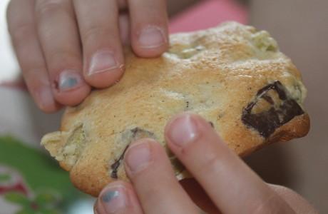 Rhabarber-Cookies