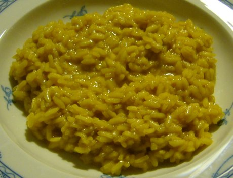Risotto alla Milanese