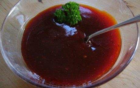 Scharf-Süßer Tomatendip