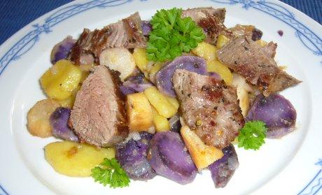 Schwarzwurzel-Kartoffel-Salat