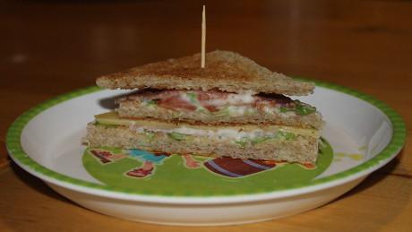 Stapelsandwich