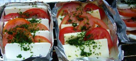 Tomaten-Schafsk�se-Pf�nnchen