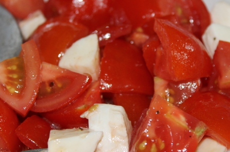 Tomatensalat