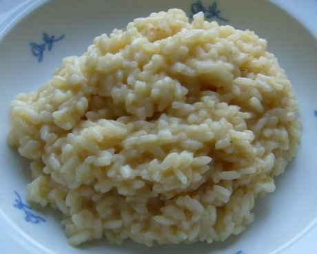 Weiweinrisotto