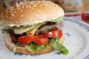 Hamburger ganz klassisch